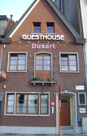 Gevel studio Guesthouse Dusart